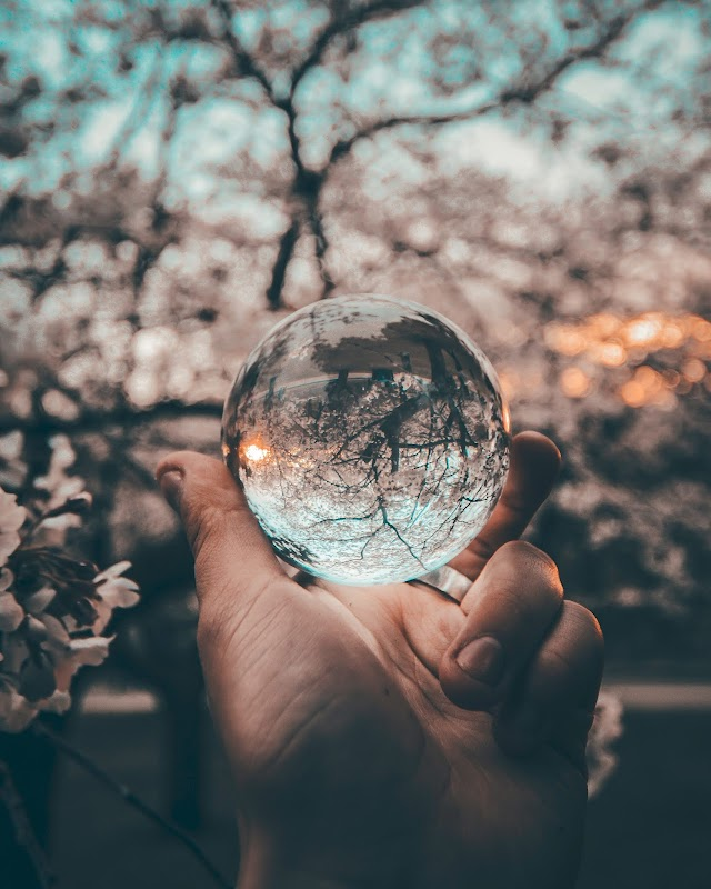 The Looking Glass: A Short Poem About Life