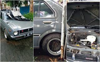 LAPAK MOBIL RETRO BEKAS : Jual Simpenan Corolla Corvet 79 - BOGOR