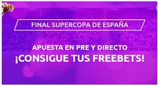 Mondobets promo final supercopa 17 enero 2021