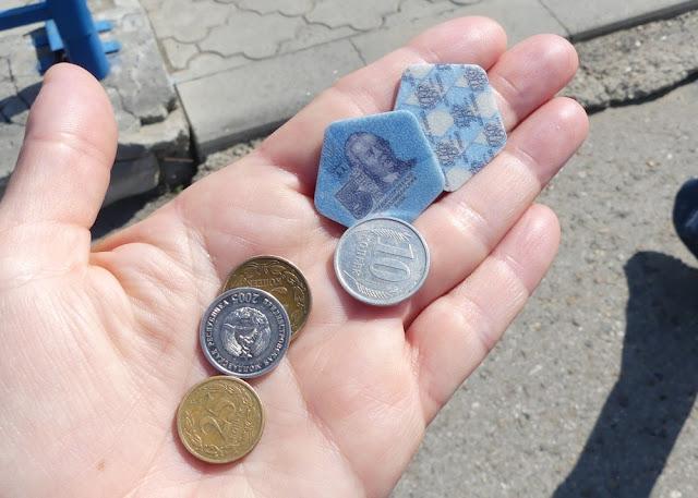 Transnistrisches Geld