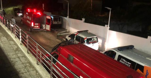 عااجل: إصابة 50 عاملة دفعة واحدة في  معمل بفيروس كورونا والسلطات تخصص عشرات سيارات الإسعاف لنقل المصابات