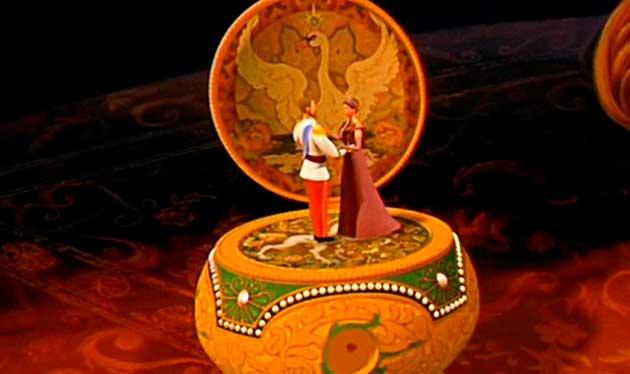 Caixinha de musica filme Anastasia