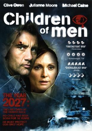 Children of Men 2006 BRRip 480p 300Mb Hindi-English