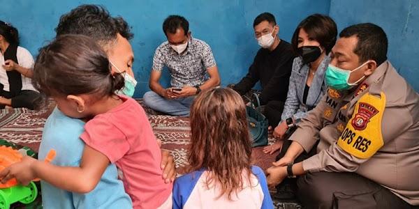 Kapolres Tangsel Siapkan Beasiswa Sampai Sarjana Kepada Anak-anak Korban Insiden Penembakan Di Cengkareng