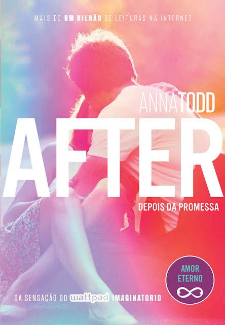 After – Depois da promessa Anna Todd