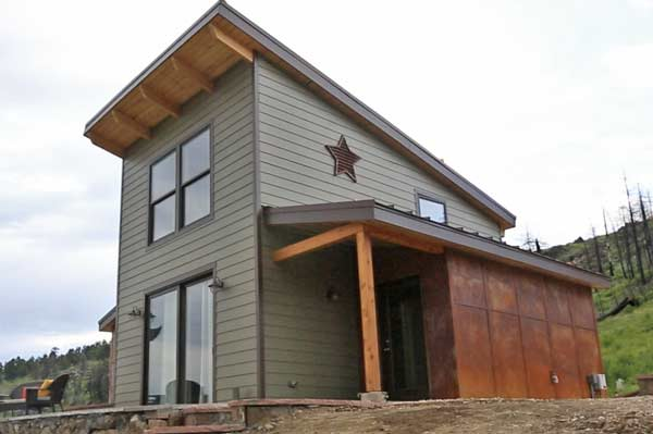 Genial ... A Tiny Two Story Home On A Trailer Another Two Story Tiny House   Two  Story ...