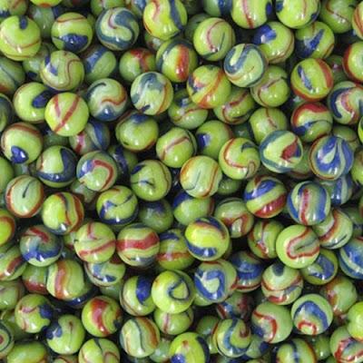Chameleon Marbles by Mega Vacor