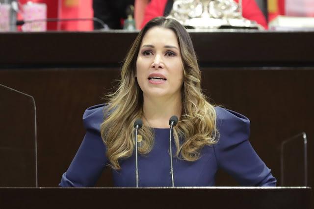 Se pronuncia Ximena Puente en pro de incluir la igualdad de género en los órganos garantes de la transparencia