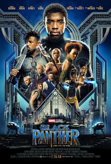 black panther starring chadwick boseman debuts february 16 marvel is making an unbelievable adventure by introducing interesting characters to their film - Must See Movies