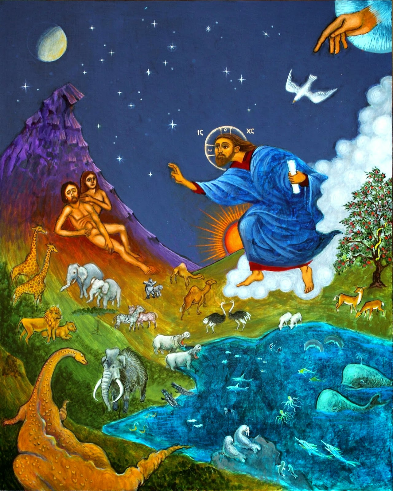 God Made Eve From Adam S Rib Quote: Dove Tale Icons: May 2015