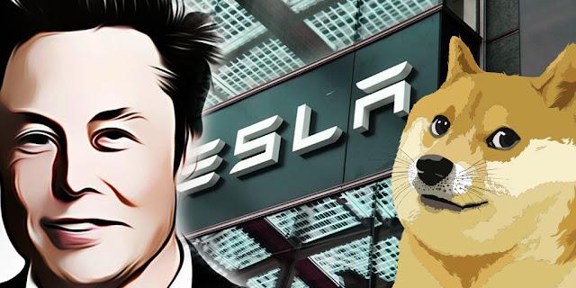 Elon Musk laisse entendre que Tesla acceptera les paiements en dogecoin