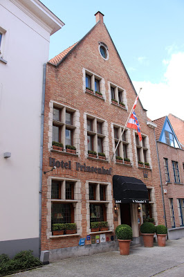 the best hotel of bruges