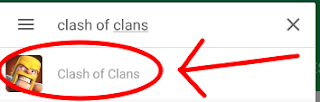 Como baixo o Clash of Clans