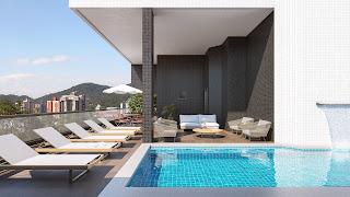 piscina Villa Traful Residencial