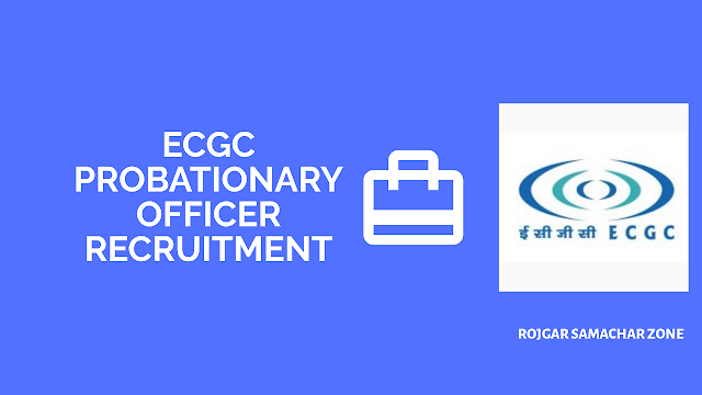 ecgc po recruitment