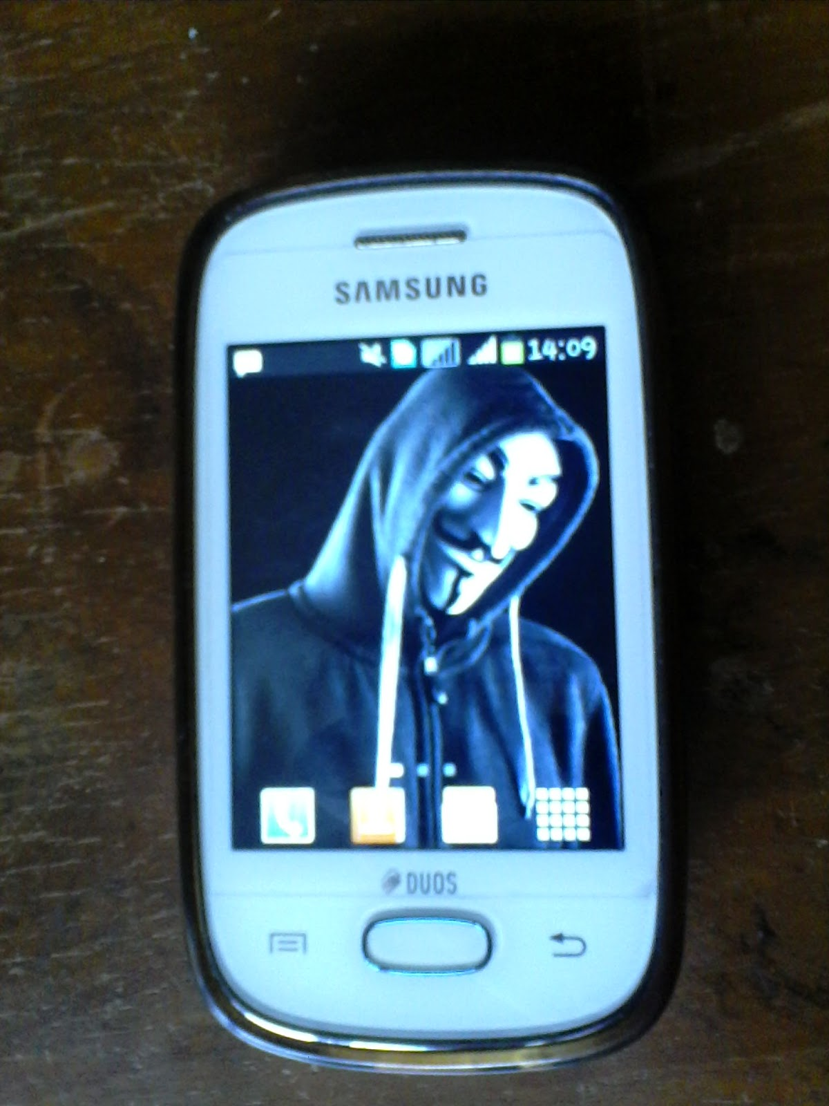Dijual HP Android Samsung Galaxy Young Neo