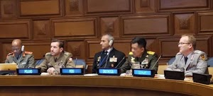 Pengurangan Anggaran UN Berpengaruh Terhadap Pasukan Perdamaian PBB