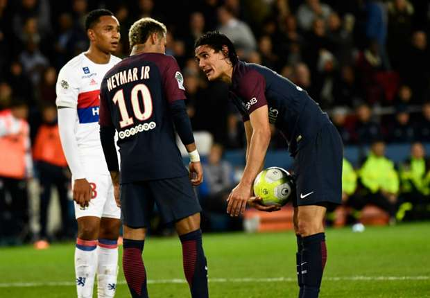 WHO IS TO BE BLAMED FOR PARIS SAINT-GERMAIN'S PENALTY SPAT