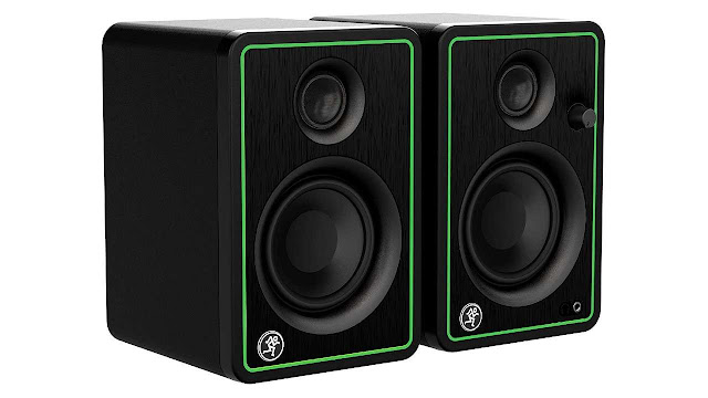 Mackie CR Series Studio Monitor (CR3-XBT)
