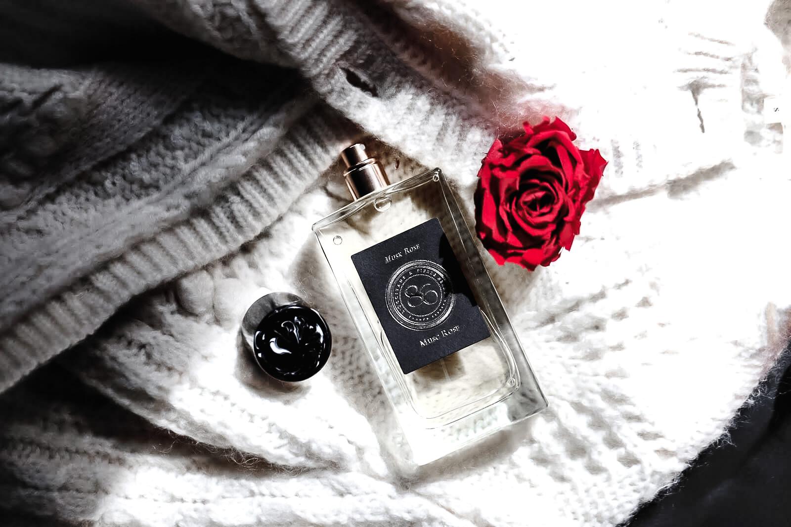 86 Champs Musc Rose Parfum revue