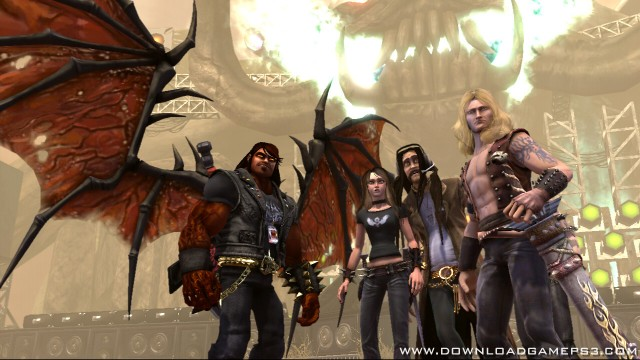 Brutal Legend - Download game PS3 PS4 RPCS3 PC free