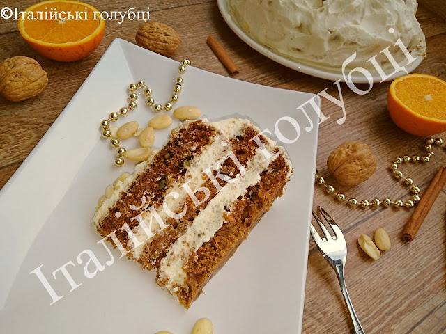 морковний торт