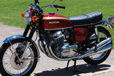 How To Find Parts For Honda Vintage Motorcycles?