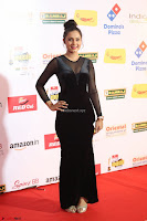Vennela in Transparent Black Skin Tight Backless Stunning Dress at Mirchi Music Awards South 2017 ~  Exclusive Celebrities Galleries 072.JPG