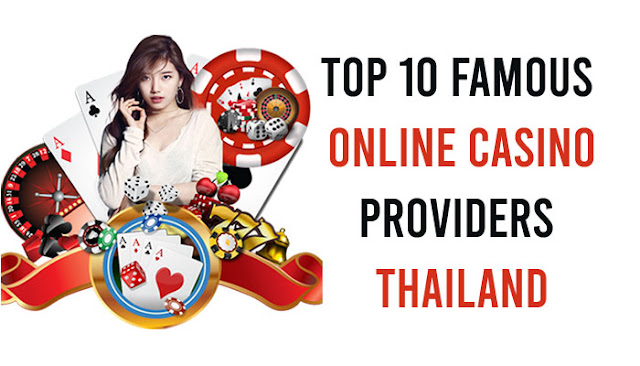 Top 10 Famous Online Casino Providers in Thailand: eAskme