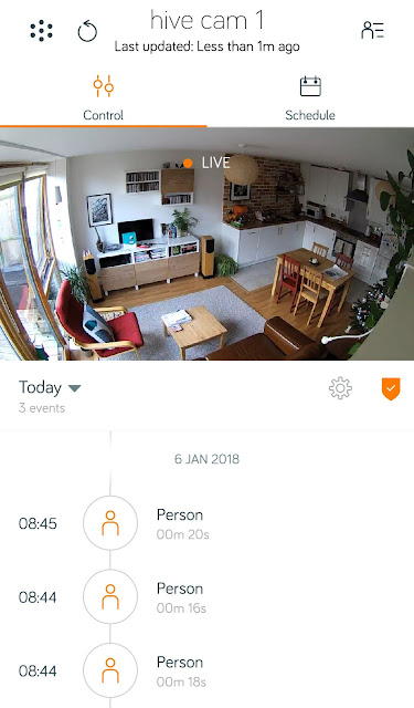 Hive View Camera Review