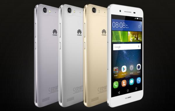 Huawei GR3 dan Huawei GR5, Dua Smartphone Premium dan Elegan
