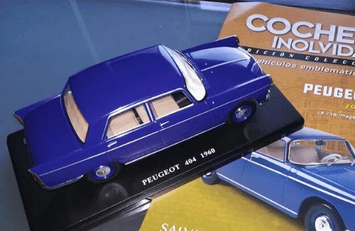 Peugeot 404 1960 coches inolvidables salvat