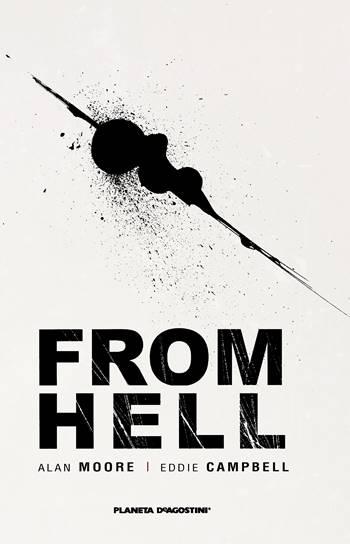 Portada de From Hell, de Alan Moore