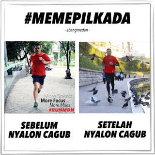 4 Meme Pilkada DKI 2017
