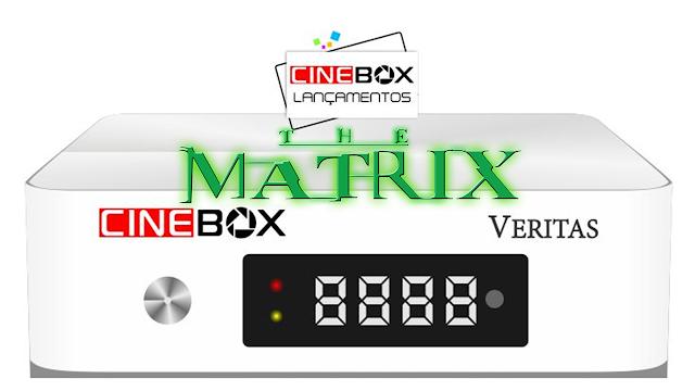 CINEBOX VERITAS NOVA ATUALIZAÇÃO V1.16.0 - 29/04/2021
