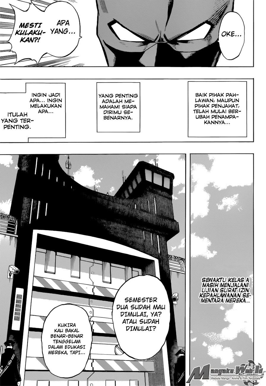 Boku no Hero Academia Chapter 115-16