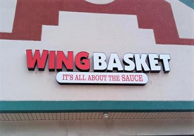 The Wing Basket on Union Deposit Road in Harrisburg, Pennsylvania