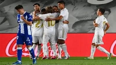 ريال مدريد ضد فياريال.. بنزيما يقود التشكيل المتوقع لمباراة حسم الدوري