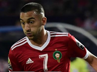 Ziyech fires Morocco to another win with goal and assist