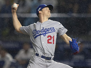 Walker Buehler MILB Fantasy Baseball Prospects