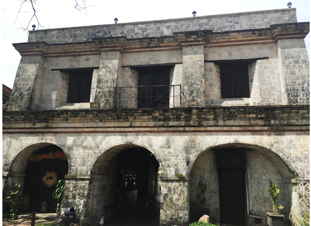 Fort San Pedro Cebu City Tourist Attraction