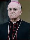 Archbishop Carlo Maria Viganò was papal ambassador in the United States