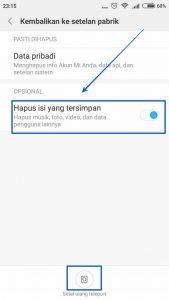 Tutorial FRP Bypass Mi Account Xiaomi