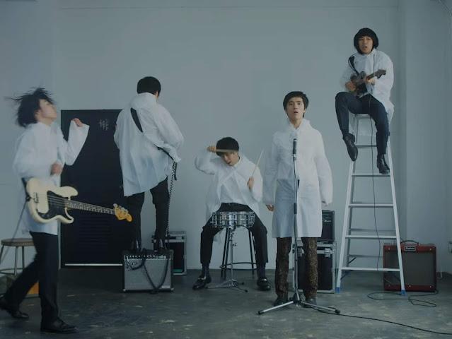 Sakuran Zensen - TAXI MAN - Crazy Brilliant Japanese Punk Rock Music Video