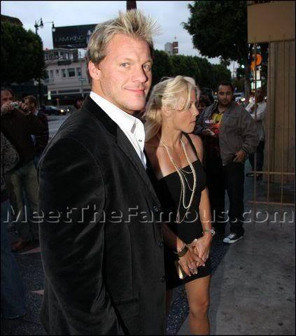 The gallery for --> Chris Jericho Wife Jessica Lee Lockhart