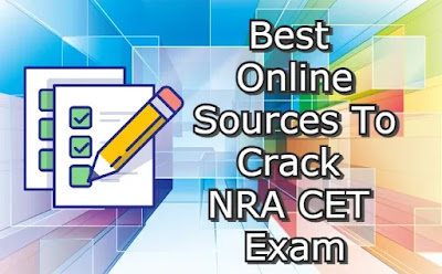 Sources to Crack NRA CET Exam