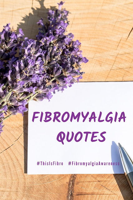 Fibro Quotes