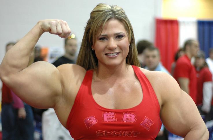 femme bodybuilder rencontre le jours ou je l ai rencontré