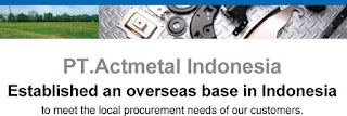 Info Loker SMA/SMK Karawang Terbaru PT. Actmetal Indonesia