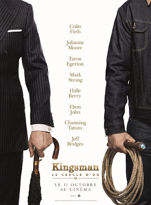 Kingsman : Le Cercle d'or streaming VF film complet (HD)
